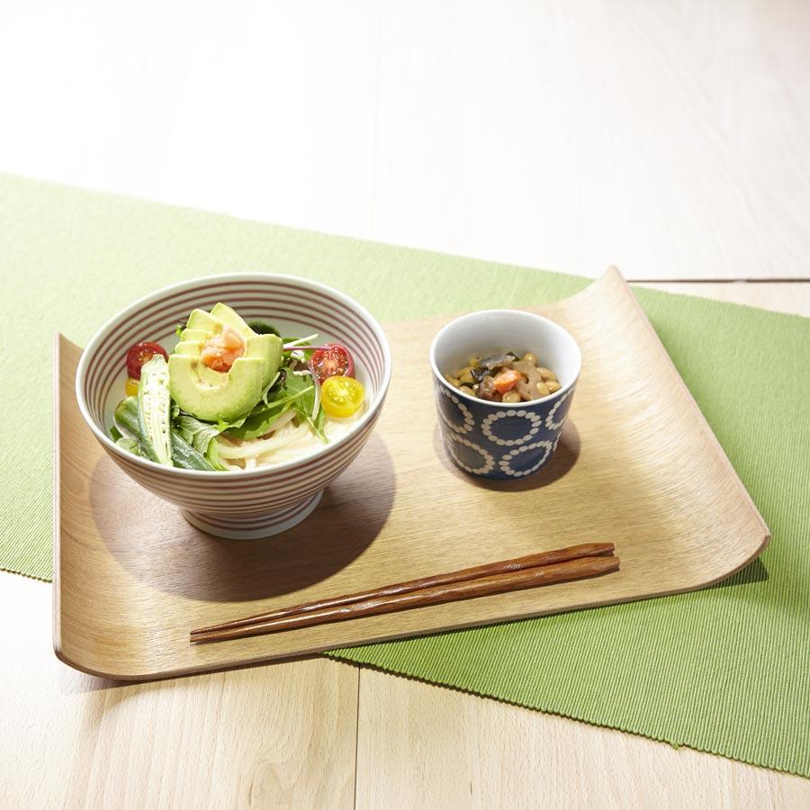 彩り野菜の明太クリームうどん
